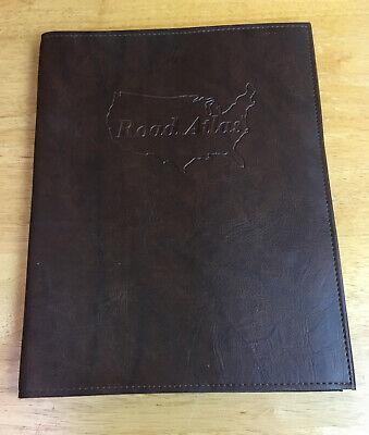 Vintage Road Atlas United States Canada Mexico 1994 Edition