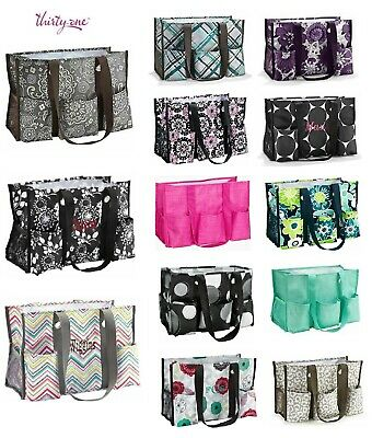 Gift Bag Organizer (New Thirty One Organizing Utility tote mummy shoulder Bag 31 gift more)