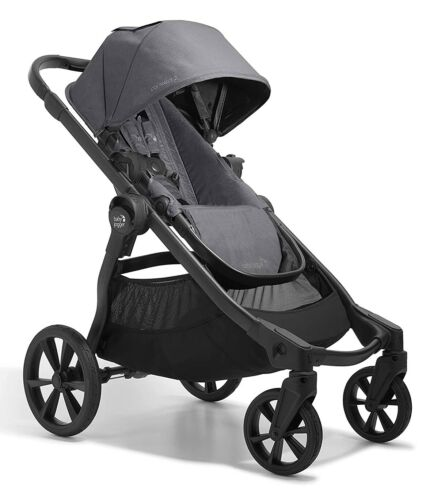 Baby Jogger City Select 2 Compact Fold All Terrain Stroller Radiant Slate NEW