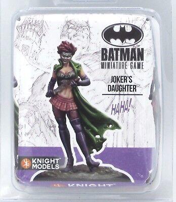 Batman 2nd Ed. 35DC209 Joker's Daughter (Resin) Female Villain  Knight - Batman Villains Female