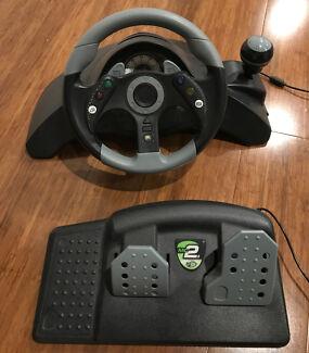 Madcatz Steering Wheel PC/XBox360