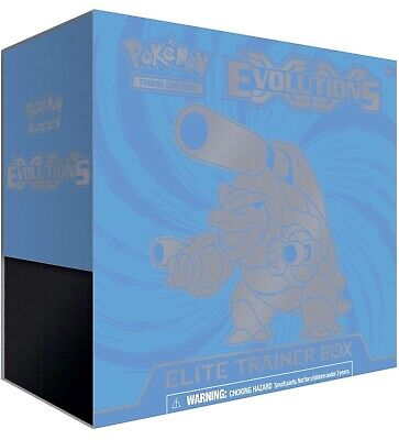 Pokemon XY Evolutions CHARIZARD Elite Trainer Box ETB - Factory Sealed!