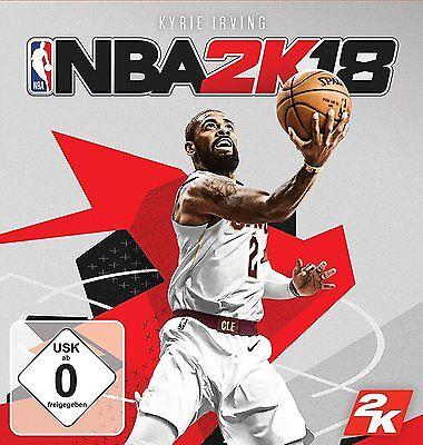 PC Computer Spiel ***** NBA 2K18