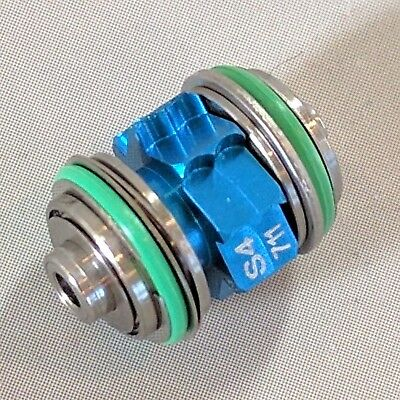 Lot Of 2 Star Dental 430 Push Button Turbines Lube Free Ceramic 90day Wnty