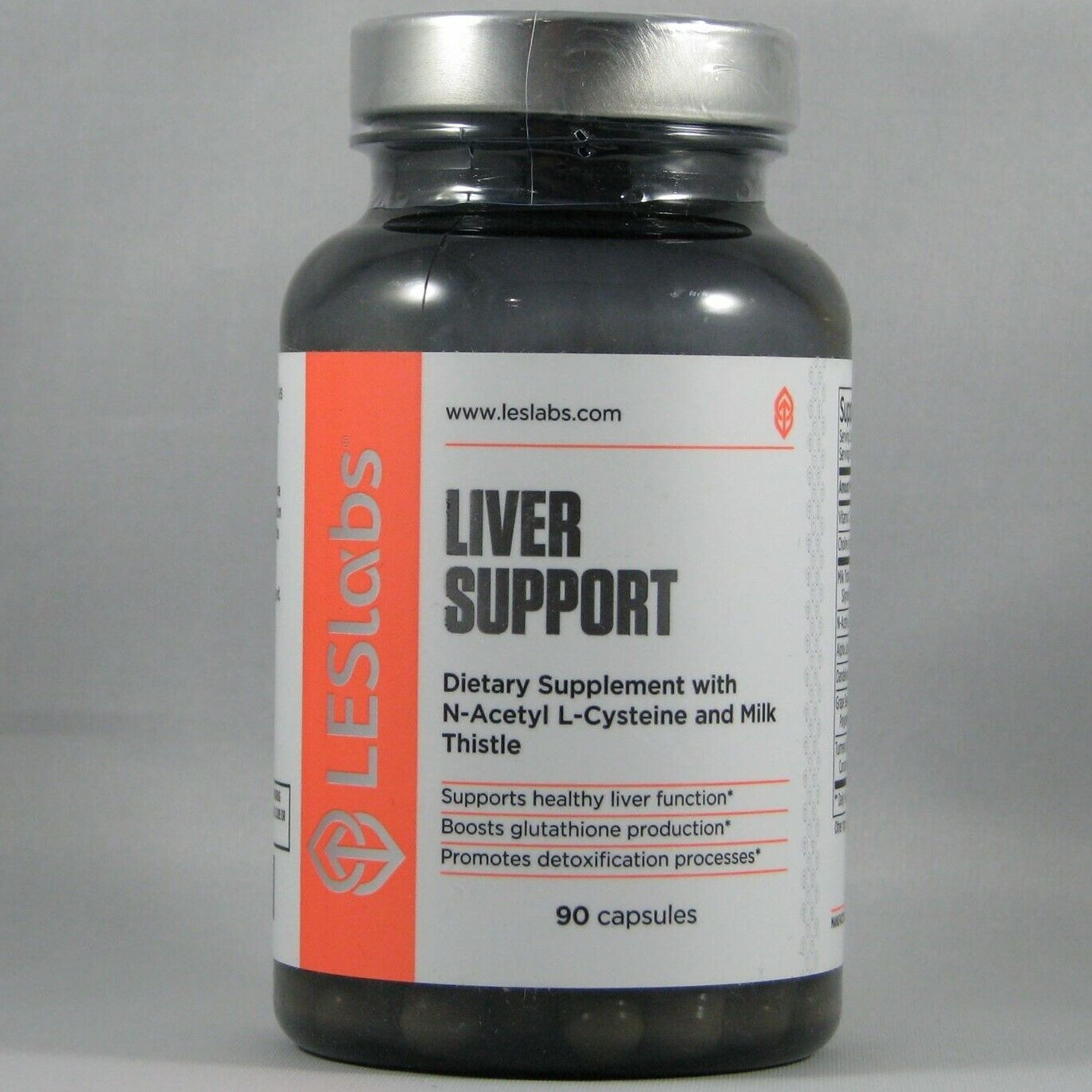 Liver Support - Natural Supplement for Healthy Liver Functio