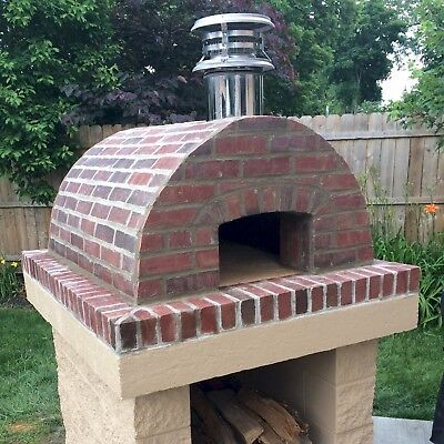 Wood Fired Oven • Outdoor Pizza Oven - Build a Pizza Oven in 90 minutes!