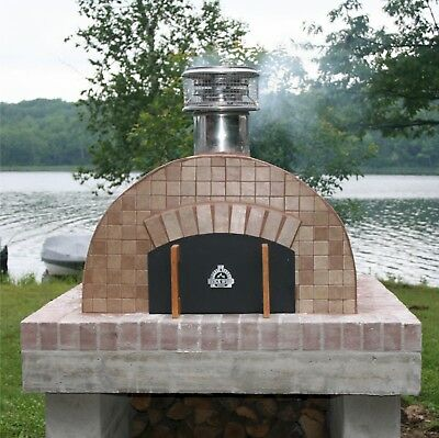 Wood Fired Pizza Oven • Outdoor Oven - Build a Long-Lasting Backyard Pizza (Wood Fired Pizza)