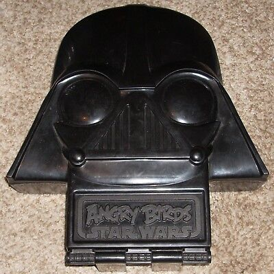 2012 Hasbro Angry Birds Star Wars Darth Vader Case Action Figure Toy