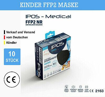 Kinder FFP2 Atemschutzmaske Mundschutz CE Zertifikat Nummer 2163-PPE-851