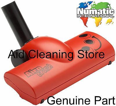Genune Henry Hetty Numatic Hoover Airo  Turbo Carpet Brush Floor Tool Red 601226