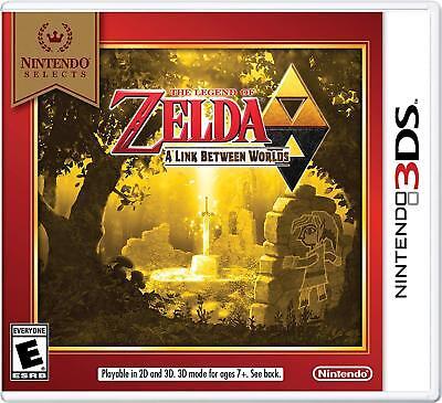 The Legend of Zelda: A Link Between Worlds [Nintendo 3DS, NTSC, To The Past] NEW comprar usado  Enviando para Brazil