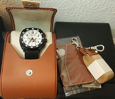 JeanRichard Aeroscope Men's Automatic Watch 60650-21B711-FK6A. Retail $ 5600