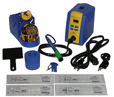 Hakko Fx951-66 Fx-951 Digital Soldering Station Tips T15-d08d24d521603