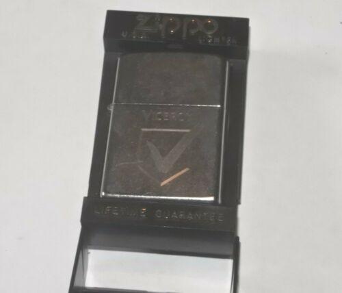 Vintage Zippo Lighter Viceroy Unfired 2005