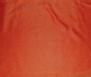 Jab Bamboo Cotton Rayon Viscose Texture Orange Woven ...