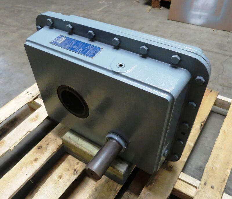 Falk 2307J-09 Enclosed Gear Drive 20HP 9.255:1 Ratio Reducer 2307J09 20 HP