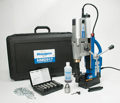 New Hougen Hou-0917110 Hmd917 Mag Drill - Swivel Fab Kit Metric - 115v