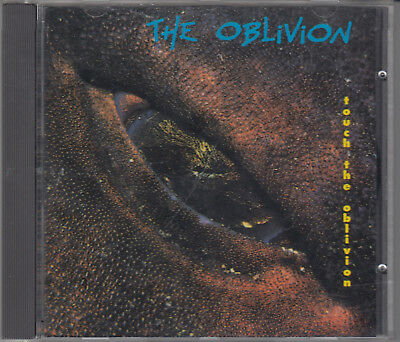 The Oblivion - Touch The Oblivion - CD Album - Gothic Rock from Germany comprar usado  Enviando para Brazil