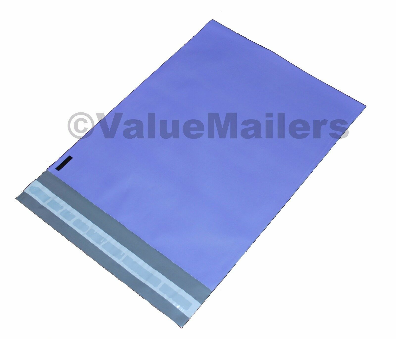 100 10x13 PURPLE Poly Mailers Shipping Envelopes Couture Boutique Quality Bags