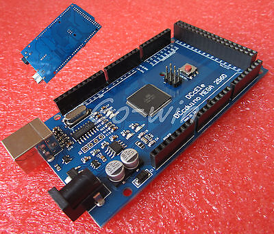 5pcs Mega 2560 Atmega 2560 R3 Microcontroller Board Compatible Ch340g