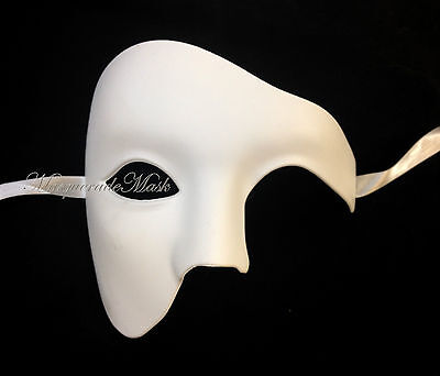 Mens Masquerade Mask for Men and Women Costume Halloween  Prom Dress up Party