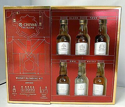 Chivas Regal Whisky Blending Kit