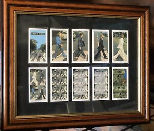 Beatles Warus Card Collection