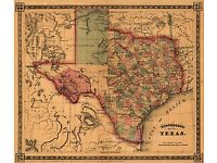 20x24 1693 London de Witt Historic Old Map