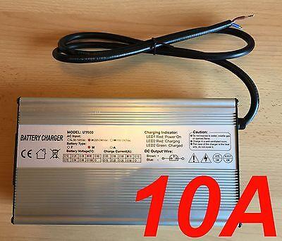 48V Li-Ion eBike charger 5A oder 10A Schnell Ladegerät Elektrofahrrad Pedelec