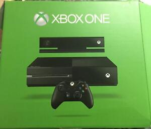 Xbox one 500GB  2 x controllers  , 2 games Ascot Brisbane North East Preview