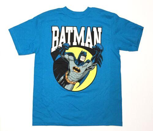 Licensed DC Comics - Batman - Youth Small Blue T-Shirt - Gra