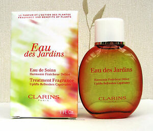 Clarins Eau Des Jardins Fragrance 30ml - New & Boxed