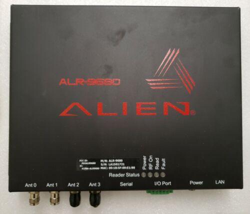 Alien ALR-9680 Commercial 4-Port RFID Reader