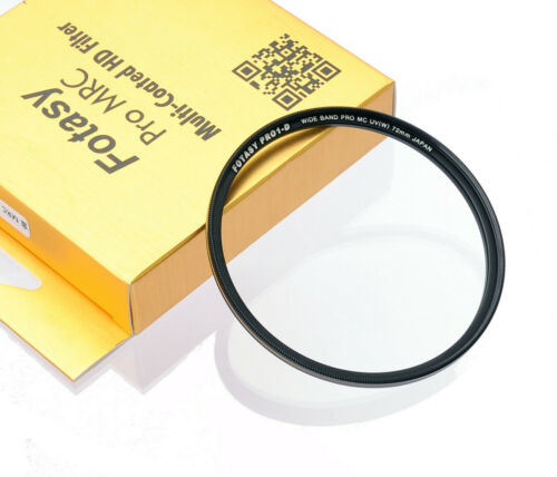 Super Slim Pro1 Nano MRC Multi-Resistant Coating 16 Layer MC HD UV Filter