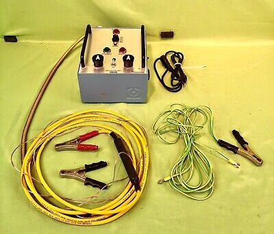 Programma Megger Vidar Vacuum Interrupter Tester Circuit Breaker Vi Test Set