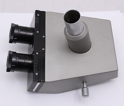Olympus Sw Super Wide 30mm Trinocular Head Bh Bh2 Ch Ch2 Microscope