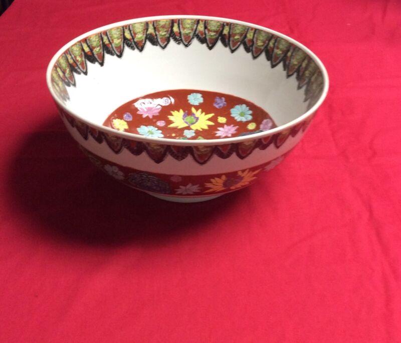 """14"""" porcelain big bowl"""