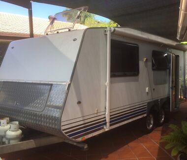 AVAN 21ft Caravan 6.5 metres