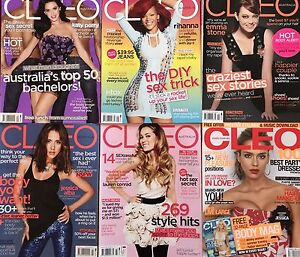 CLEO, Cosmopolitan, Dolly and Girlfriend Magazines Noarlunga Downs Morphett Vale Area Preview