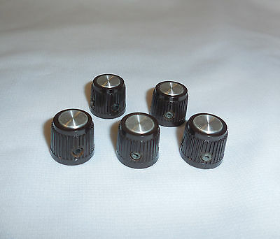 (5 Textured Knobs 5/8