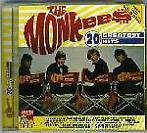 cd - The Monkees - 20 Greatest Hits