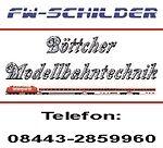 FW-Schilder / Modellbahntechnik