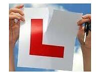 Driving lessons starts from only £6.99/hour with Qualified instructor then £17.50/hour