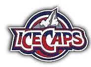 2 Ice Caps Tickets - Great Seats!