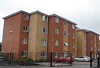 Spacious Ground floor 2 bed flat at Brook Court, Player Street