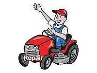 Lawnmower Service and Repair FREE COLLECTION L@@K Read Advert