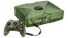 LOADED EMERALD XBOX WITH 1000's of RETRO GAMES INSTALLED $140obo
