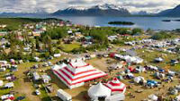 ATLIN TICKETS AND CAMPING PASS