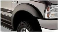 Ford Superduty Wheel Flares
