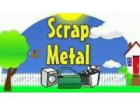 Collect SCRAP METAL/RUBBISH all area in LONDON